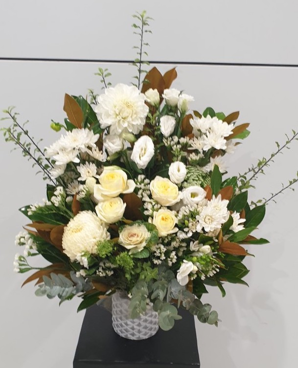 Misty arrangement