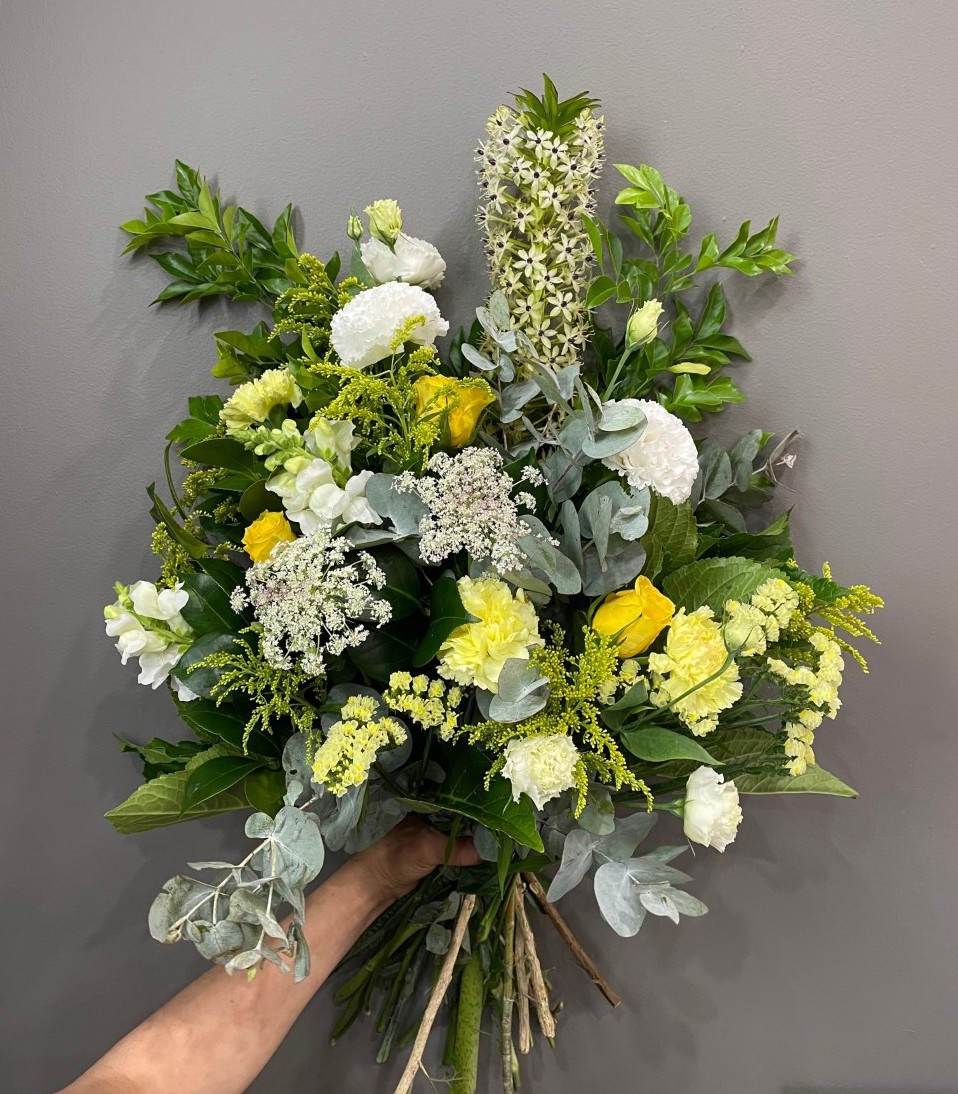 Florist Choice Yellow Bouquet