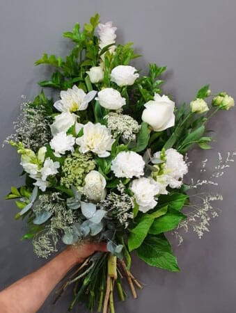 Pure White Bouquet