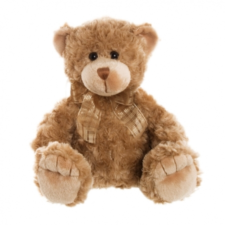 15cm brown bear
