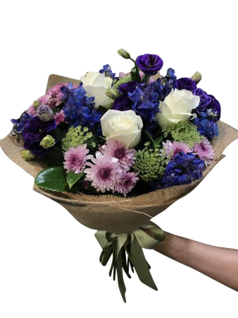 Purple Love Bouquet