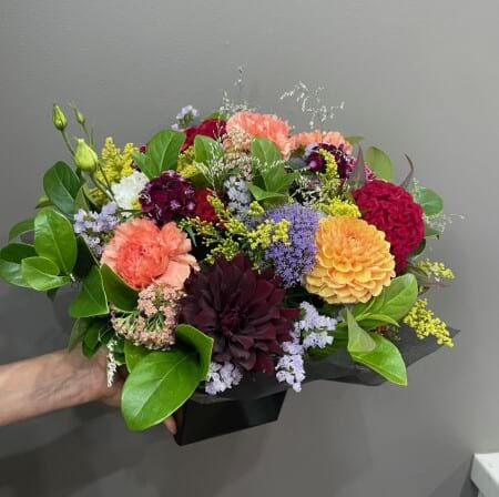 Bright Florist Choice Box