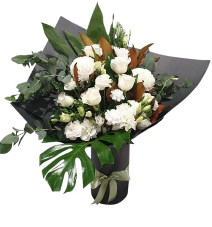 Florist choice white bouquet