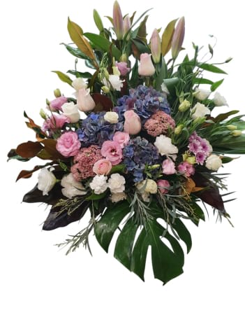 Wonderful large vase arrangement