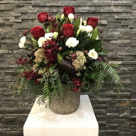 Touch of class arrangement