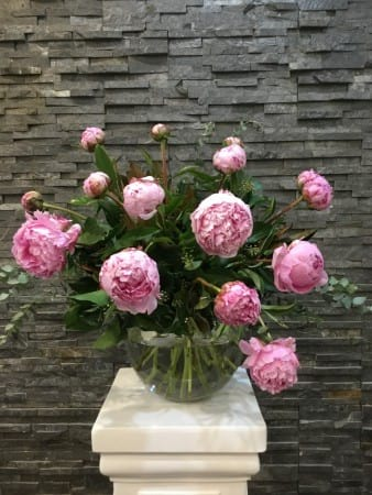 We Love PEONIES